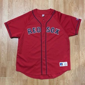 VINTAGE Russell Athletics Boston Red Sox Jersey